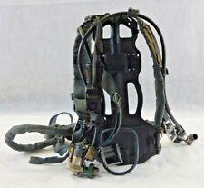 Survivair Panther Scba Harness Regulator Sensors And Frame No Tank