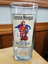 Captain Morgan Original Spiced Rum Tall Glass