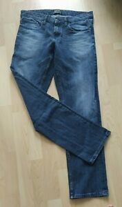 Jeans Herren blau Straight 32/32