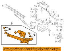 VW VOLKSWAGEN OEM 15-17 Golf Wiper Washer-Windshield-Motor & Linkage 5GM955023A