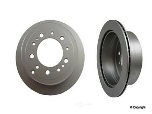 Disc Brake Rotor-Meyle Rear WD Express 405 51096 500