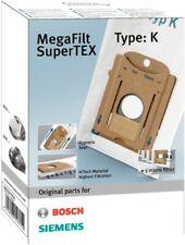 Bosch - BBZ 41 FK - Sacs aspirateurs MegaFilt SuperTex