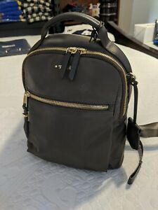 ***NWT***Tumi Voyageur Witney Backpack - Brown And Gold