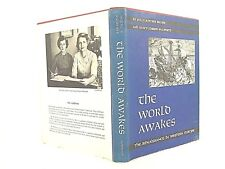 THE WORLD AWAKES : THE RENAISSANCE IN WESTERN EUROPE 1962 VG 1ST 'FLAT SIGNED'