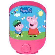 Articoli rosa Peppa Pig per l'illuminazione da interno