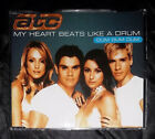 ATC - My Hearts Beats Like A Drum (Dum Dum Dum) - CD single - Australia