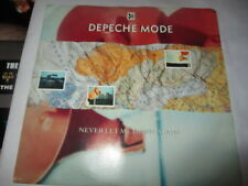 """1987 DEPECHE MODE Never Let Me Down Again Promo US Pic Sleeve 7"""" Sire 7-28189 NM"""