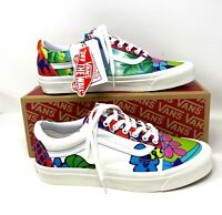 VANS Old Skool 36 DX Anaheim Factory Multi Floral Men's Sneakers VN0A38G219Z