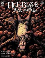 Hellblazer Rise & Fall #1-3 | Select A & B Covers DC Comics 2020-21 NM