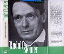 RUDOLF STEINER von F.W.Zeylmans van Emmichoven=Stuttgart o.J.