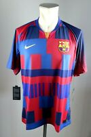 FC Barcelona Trikot 2018-2019 FCB Gr. L XXL Nike Jersey VaporKnit Jubiläum Shirt
