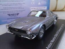 Voitures miniatures gris pour Aston Martin
