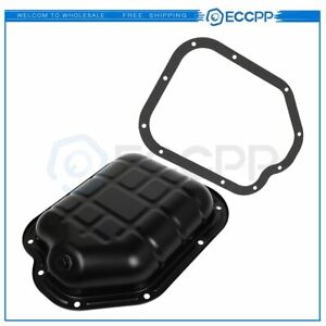 Oil Pan W/Gasket for 2004 2005 2006 2007 2008 2009 Nissan for Quest 3.5L 264-505