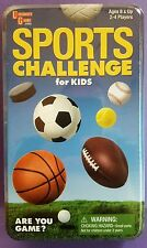 University Games Sports Challenge for Kids SEALED NEW - Free Shipping