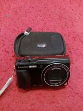 Panasonic LUMIX DMC-ZS35 16MP 20x WIFI Digital Camera - Black