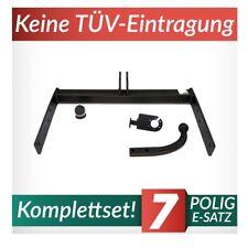 Kpl AHK Für VW Transporter T5 Pritsche 03-09 Anhängerkupplung starr+ES 13p uni
