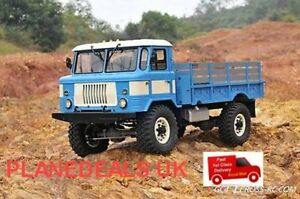 CROSS GC4 OFF ROAD 4WD RC ROCK CRAWLER truck model 1/10 520mm long m