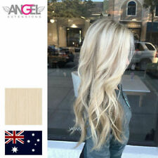 """Angel Single 2 Clip 60 Snowflake 4""""/10cm 14g Human Hair Clip in Extensions"""