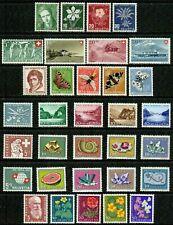 SWITZERLAND – 1946-1959 – SEMI-POSTALS – VF*