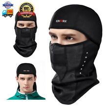 KINGBIKE Balaclava Ski Face Mask Windproof Men Women Thermal Fabric Breathable D