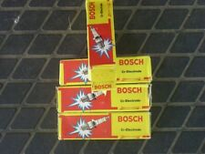 NEW Bosch  W6D W200T30 Set Of 4 Spark Plugs Made in GERMANY     SB7