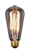 120V 60W Filament Light Bulbs Vintage Retro Industrial Style Edison Lamp E26