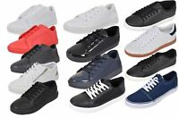 Mens Trainers Pumps Lace up Walking Sports Running Gym Casual Sneakers Shoes UK