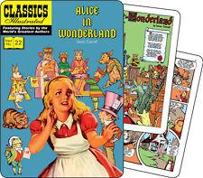 Classics Illustrated Alice in Wonderland - Modern # 22