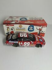 MICHAEL WALTRIP THE CAT IN THE HAT AARON'S 1:24 SCALE STOCK CAR