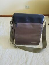 BRIC'S Bag PININFARINA Messenger Shoulder Olive Bag Strap New