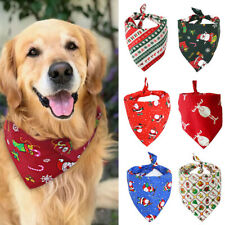 Cute Fruit Puppy Cat Grooming Christmas Bandana Adjustable  Accessories
