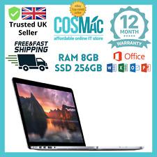 "Apple MacBook Pro 13"" inch Retina Core i5 2.7ghz 8GB 256GB 2015 A Grade Waranty"