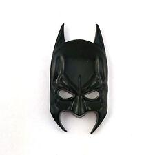 3D Metal Black DC Hero Batman Mask Dark Knight Rise Emblem Badge Sticker Fender