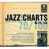 Various - Jazz in the Charts, Vol.70/100 (Cow Cow Boogie, 1942)  CD  NEW