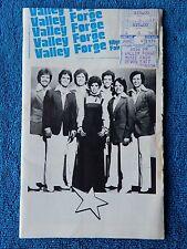 The Osmonds - Dark - Valley Forge Music Fair Playbill w/Ticket - June 9th, 1979
