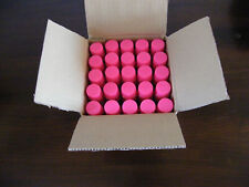 Paint balls 6mm cal. Pink. Packed in bottles of 250 shots.