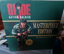 GI Joe 1996 Masterpiece Edition Action Soldier Action Figure - Hasbro