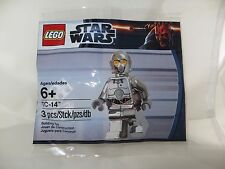 Lego Star Wars TC-14 Figure NEW in Sealed Polybag 5000063 RARE
