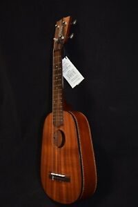 Mele Ukulele Koa Top Concert Pineapple