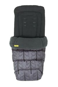 Brand new in bag Cosatto Universal deluxe 2 in 1 Footmuff & Liner Fika Forest