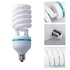 4x135W Daylight E27 Bulb Photo Studio Light Compact Fluorescent Lamp 5500K Globe