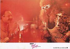"Whoopi Goldberg Autogramm signed A4 Kinoaushangbild ""Fatal Beauty"""