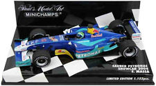 Minichamps Sauber F1 Showcar 2004 - Felipe Massa 1/43 Scale