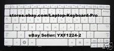 SAMSUNG N145 N148 N150 NB20 NB30 Keyboard - White - US English