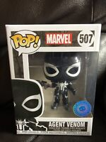 Funko Pop! Vinyl Marvel Agent Venom Pop In A Box Exclusive 507 Brand New