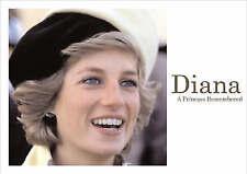 Diana A Princess Remembered - with bonus DVD, Glenn Harvey Royal Family Book