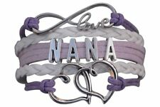 Nana Charm Bracelet - Nana Jewelry - Perfect Gift for Nana's