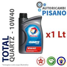 1 LITRO DI OLIO MOTORE ORIGINALE TOTAL QUARTZ 7000 10W40