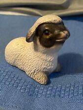 Vintage The Harvey Knox Kingdom Lamb Figurine Global Arts