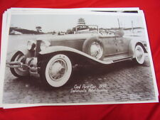 1930 CORD ROADSTER INDY 500 PACE CAR   BIG 11 X 17  PHOTO /  PICTURE